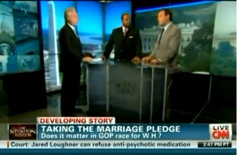 Will GOP Pledges Matter In The Republican Race For The White House? (VIDEO)