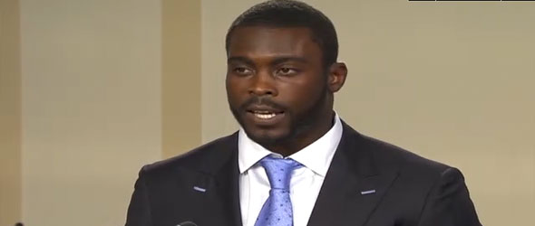 Mike Vick To Go To Capitol Hill To Support Crackdown On Dog Fighting (VIDEO)
