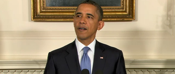 President Obama Dismisses House Debt Plan, Urges Senate Compromise (VIDEO)