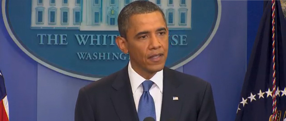 President Obama: &#8216;Now Is The Time&#8217; To Tackle Debt (VIDEO)