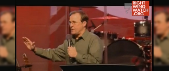 Preacher Says Oprah Is The Antichrist (VIDEO)