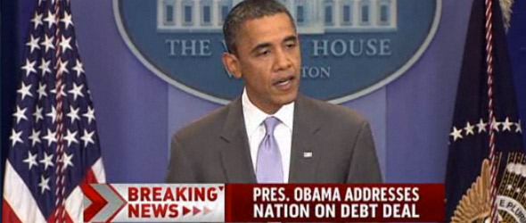 President Obama: Deal Reached On Debt Limit (VIDEO)