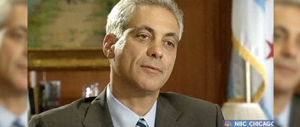 Chicago Mayor Rahm Emanuel Chooses Private School For Kids
