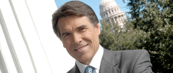 Gov. Rick Perry's Charitable Giving Under Fire: Is He Bringing The Tithe To The Storehouse (VIDEO)