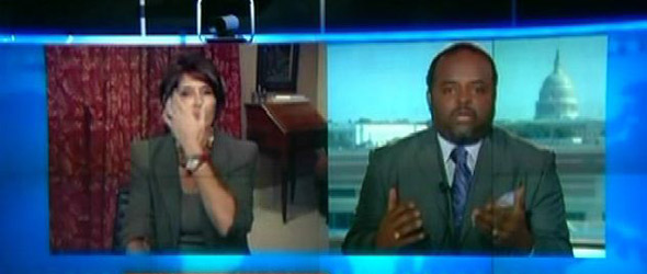Roland Martin: I Don&#8217;t Care What Sarah Palin Has To Say; She Has No Skin In The Game (VIDEO)