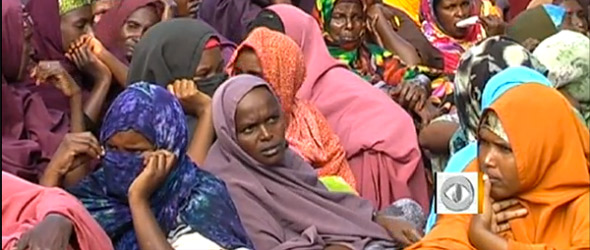 Somalia: Refugee Crisis Grows (VIDEO)