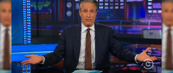 Jon Stewart Rips Republicans Over Debt Ceiling Fight (VIDEO)