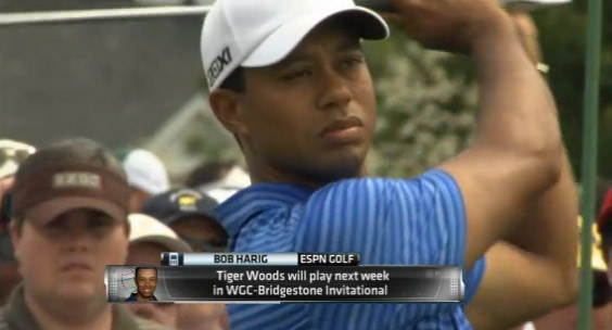 Tiger Woods Plans Return At WGC-Bridgestone Invitational (VIDEO)