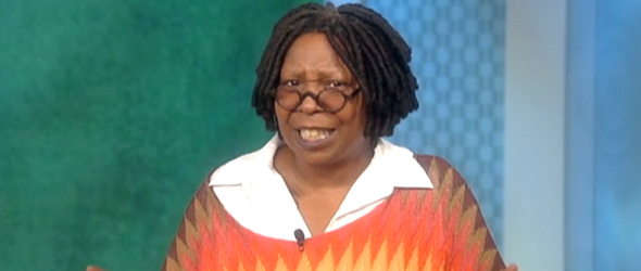 Whoopi Blasts Michele Bachmann's Pledge (VIDEO)
