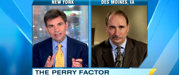 GOP Debate: David Axelrod Responds (VIDEO)