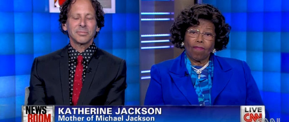 Michael Jackson's Mom Supports Tribute (VIDEO)
