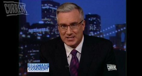 Keith Olbermann's Outraged Special Comment On Debt Deal (VIDEO)