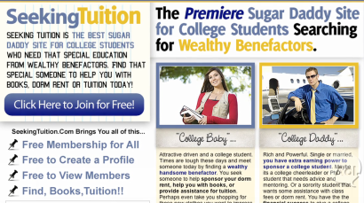 College Students Using 'Sugar Daddies' To Pay Off Loan Debt (VIDEO)