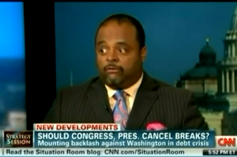 Roland Martin To Congress: Get Your Butts Back To Work; Too Many Americans Are Out Of Work