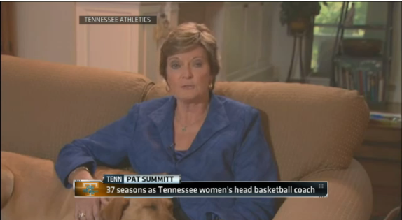 Pat Summitt Has Early Onset Dementia (VIDEO)