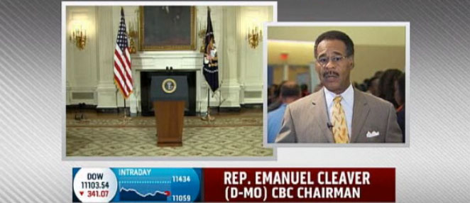 Congressional Black Caucus Launches Job Tour (VIDEO)