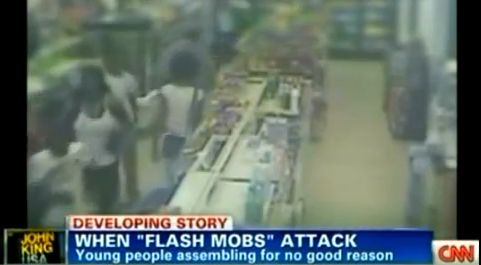 When Flash Mobs Attack: Is This A Youth, Racial, Economic Or Just A Crime Issue? (VIDEO)