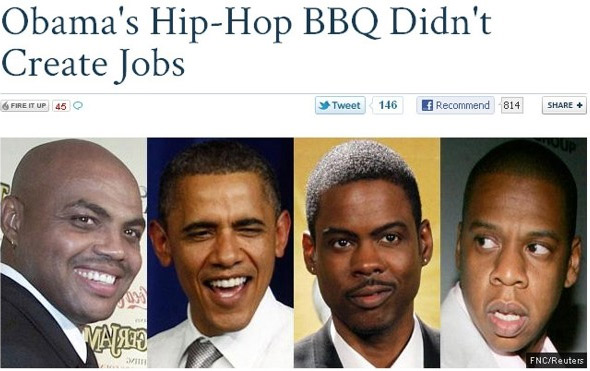 Fox Nation Reporting On President Obamas Birthday: Obama&#8217;s Hip-Hop BBQ Didn&#8217;t Create Jobs