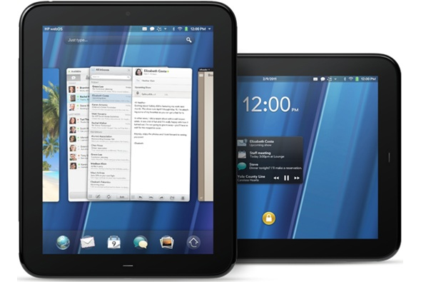 HP Bows Out Of Tablet Wars, Plans To Discontinue TouchPad And webOS Phone Products