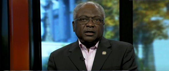Rep. James Clyburn: In Debt Deal, '12 Heads Better Than One' (VIDEO)