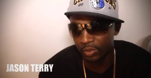 WATCH: Jason Terry Mocks LeBron James And Miami Heat During Making Of Young Jeezy Music Video