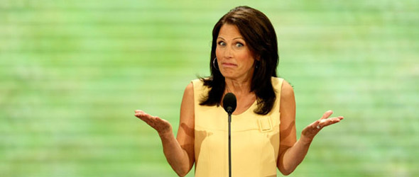 Michele Bachmann Repeatedly Sought Stimulus, EPA, Other Government Funds