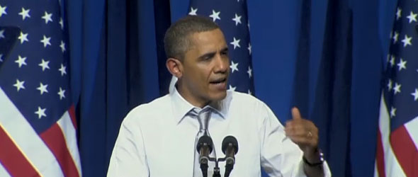 White House: Obama's 'American Jobs Act' Will Include New Ideas (VIDEO)