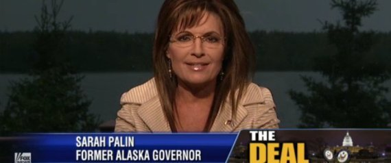 Palin: If We Were Real 'Domestic Terrorists,' Wouldn't Obama Want To Hang With Us? (VIDEO)