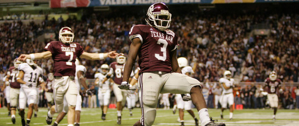 Southeastern Conference Accepts Texas A&amp;M With Condition