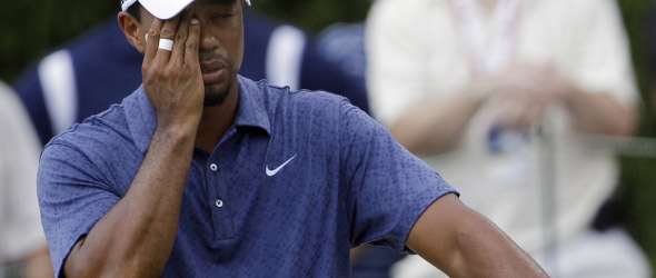 Tiger Woods Misses The Cut At PGA Championships
