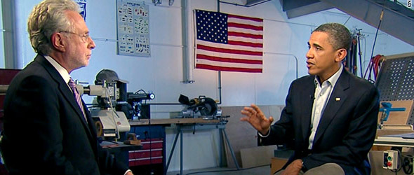 President Obama: I'll Be Ready For GOP In 2012 (VIDEO)