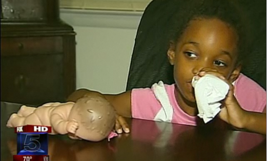 7-Year-Old Girl Gets Alcohol Poisoning From Drinking Hand Sanitizer (VIDEO)