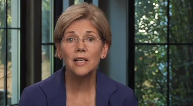 Elizabeth Warren Announces Campaign For Senate In New Video