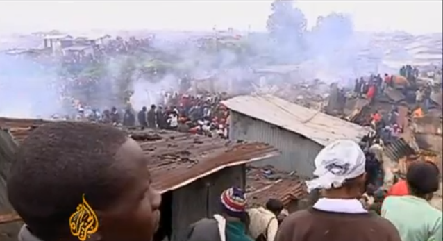 Scores Killed In Kenya Pipeline Fire (VIDEO)