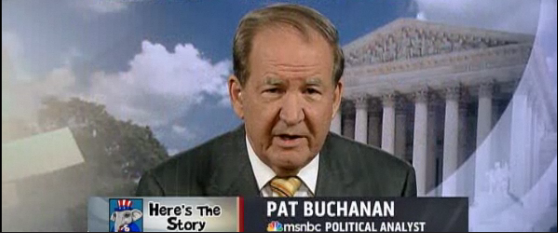 Pat Buchanan: Black People Bought &#8216;Propaganda&#8217; On The &#8216;Liberal Plantation&#8217; (VIDEO)
