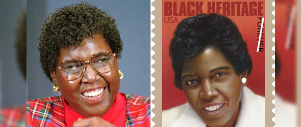 Barbara Jordan Stamp To Be Issued