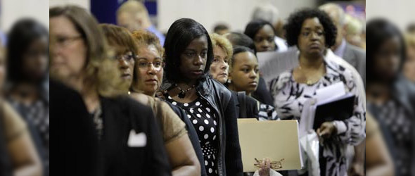 Black Unemployment: Highest In 27 Years