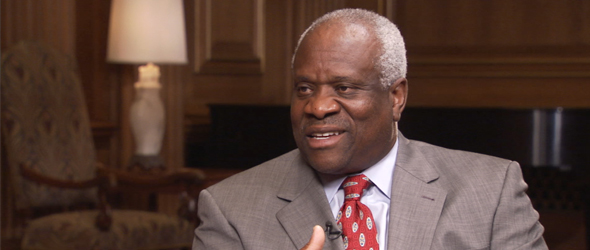 House Democrats: Justice Clarence Thomas Is Out Of Order For Hiding Payout To Wife