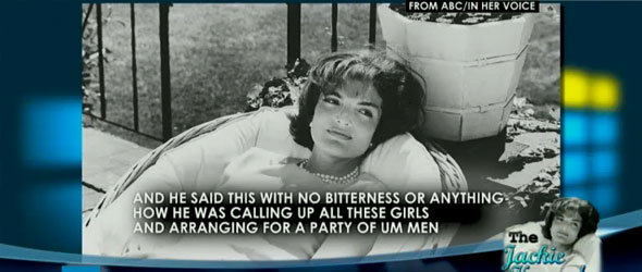 Jackie Kennedy Called MLK 'Phony' (VIDEO)