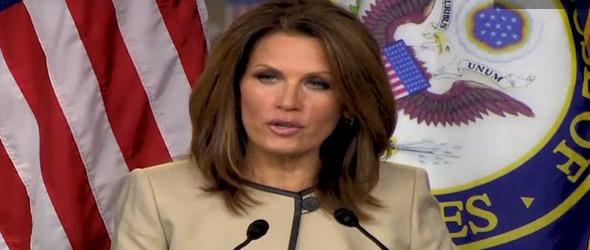 Bachmann: President Obama's Plan Will Fail (VIDEO)