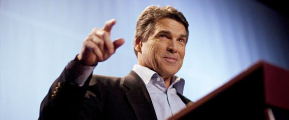 "Perry Has Some Explaining To Do About The Social Security ""Ponzi Scheme"" (VIDEO)"