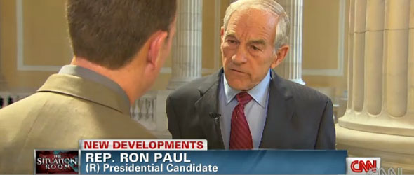 Ron Paul's Sick Staffer Died Uninsured (VIDEO)
