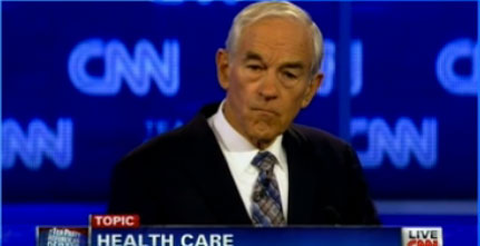 GOP Tea Party Debate: Audience Cheers, Says Society Should Let Uninsured Patient Die (VIDEO)