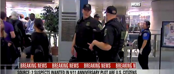 A Credible Terror Threat On Eve Of 9/11 (VIDEO)