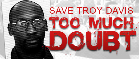 USA TODAY: Troy Davis' Death Row Case In Georgia Goes Global