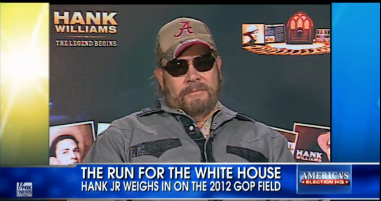 Hank Williams Jr. Likens Obama To Hitler In Uncomfortable Fox and Friends Interview (VIDEO)