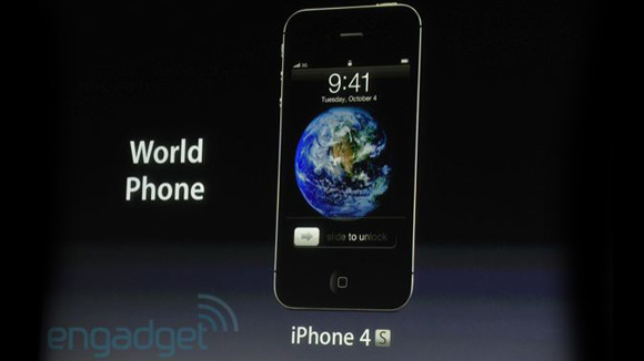 iPhone 4S Officially Announced With A5 CPU