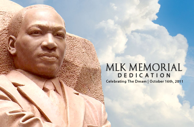 MLK Memorial Dedication Sunday (VIDEO)