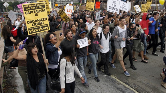 ROLAND S. MARTIN: Occupy Wall Street Should Be Moral, Not Political, Movement