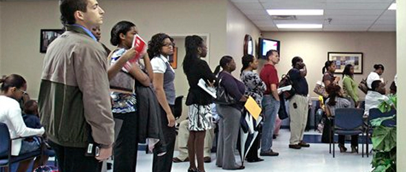 Millions To Lose Unemployment Benefits In 2012 If Congress Doesn't Act
